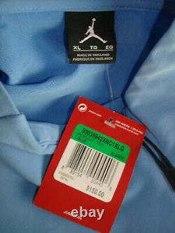 Homme Nike Jordan Jumpman North Carolina Tar Heels Pullover Unc XL Pdsf 150 $