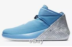 Hommes Nike Jordan Pourquoi Pas Zero 1 Unc Tar Talons Aa2510-402 Nwb $ 125 Taille 12