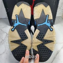 Jordan 6 Retro Unc Talon De Tar Taille Homme 10,5 384664-006