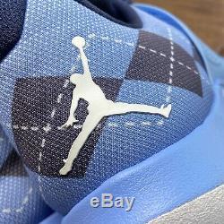 Jordan Grind 2 Unc North Carolina Tar Heels Sample