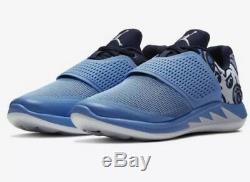 Jordan Hommes Chaussures Nordiques Tar Heels Grind 2 Chaussures Baskets Taille 11 Unc