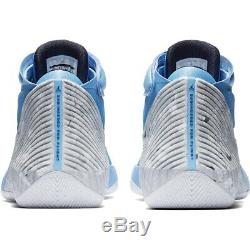 Jordan Pourquoi Pas Zéro. 1 Russell Westbrook Chaussure De Basketball Nike Unc Tarheels Pour Homme
