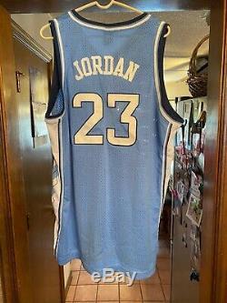 Jordan Unc Caroline Du Nord Tarheels Limited Edition Swingman Nike Kobe XI Jersey