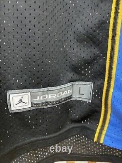 Jordan Unc North Carolina Tar Heels Vince Carter #15 Basketball Jersey Taille L