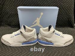 Jordanie 3 Taille Unc 12,5