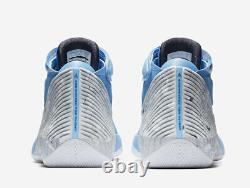 Jordanie Pourquoi Pas Zero0.1 Unc Caroline Du Nord. Tarheels Chaussures University Blue Size 17
