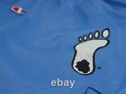 L Vintage Unc Champion 36-38 Blue Tarheels Shorts Michael Jordan Space Jam Etats-unis
