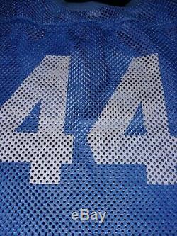 Maillot D'entraînement De Football Unc Tar Heels Vintage 1980-82 Kelvin Bryant # 44 Acc