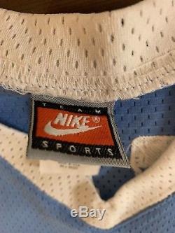 Maillot De Basket-ball Michael Jordan Vintage Vintage Nike Unc Tar Heels