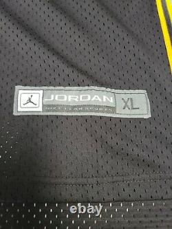 Michael Jordan Autogr Caroline Du Nord Unc Tar Heels Jersey #23 Est Livré Avec Coa