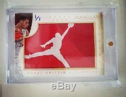 Michael Jordan Autograph 2011-12 Ud Accueil Cour Signatures Auto Sp Unc Tar Heels