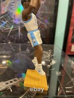 Michael Jordan Ligne De Départ Personnalisée Figure Unc Tar Talons Dernier Tir Ncaa