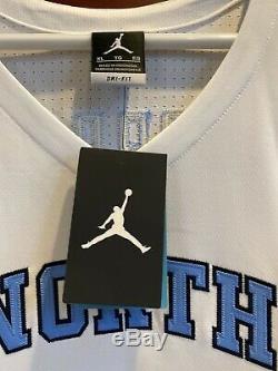 Michael Jordan Unc Tar Heels North Carolina Basketball Jersey Authentique Nike XL