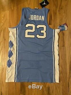 Michael Jordan Unc Université De Caroline Du Nord College Jersey Tar Heels Medium