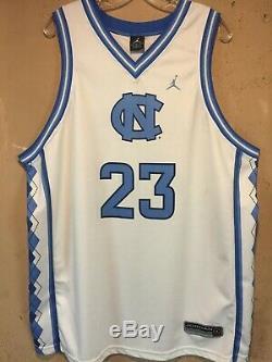 Micheal Jordan North Carolina Tar Heels 1999-2000 Rare Jersey Unc En Taille. XL