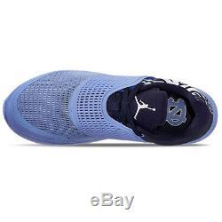 New Jordan Grind 2 Unc Caroline Du Nord Tar Heels Ncaa Hommes At8013-401 Chaussures Sz 9