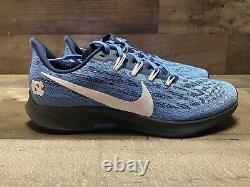 New Mens Nike Air Zoom Pegasus 36 Unc Tar Heels Taille 10.5 Ci2084-400