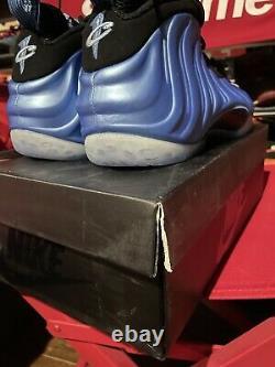 Nike Air Foamposite One Penny Hardaway Unc Tarheels Quickstrike Tier 0 Taille 13