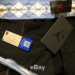 Nike Air Jordan Nrg Unc Caroline Du Nord Tarheels Toison Shorts Cd0133-010 XL