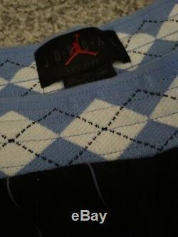 Nike Air Jordan Nrg Unc Caroline Du Nord Tarheels Toison Shorts Cd0133-010 XXL
