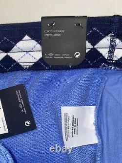 Nike Air Jordan Nrg Unc North Carolina Tarheels Fleece Blue Shorts Cd0133-448