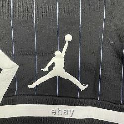 Nike Air Jordan Nrg Unc North Carolina Tarheels Fleece Shorts Taille XL Homme Bleu