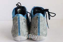 Nike Air Jordan Pourquoi Ne Pas L'université Zer0.1 Bleu Unc Tarheels Sz 10,5 Aa2510-402