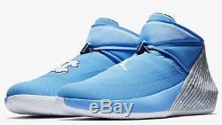 Nike Air Jordan Pourquoi Ne Pas Zéro. 1 Unc North Carolina Tar Heels Sz 10.5 (aa2510-402)
