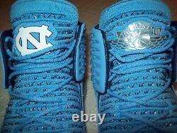 Nike Air Jordan Unc Caroline Du Nord Tar Talons Vitesse De Vol Taille 11 Aa1253 406