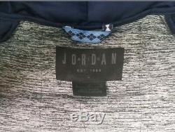 Nike Air Jordan Unc Veste À Talon Haut Aeroloft Down Parka