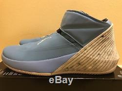 Nike Air Jordan Westbrook Zer0.1 Pourquoi Pas Pour Hommes S 15 Unc Tarheels Aa2510 402