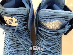 Nike Air Jordan XXXII 32 Unc Tarheels Nc Université Bleu Aa1253-406 Taille 11.5
