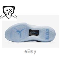 Nike Air Jordan XXXII 32 Unc Tarheels Nc Université Bleu, Aa1253 406 Taille 15 Nouveau