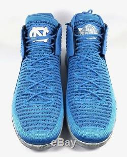 Nike Air Jordan XXXII 32 Unc Tarheels University Bleu Blanc Aa1253-406 Hommes 11