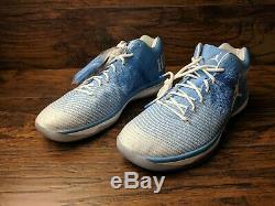 Nike Air Jordan XXXI 31 Low Taille Homme 17 Caroline Du Nord Tarheels Unc 897564-407
