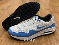 Nike Air Max 1 G Chaussures De Golf Unc Blue Tarheels Ci7576-101 Tw Nrg Taille Homme 14