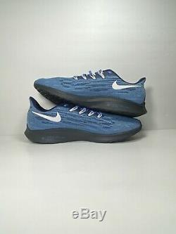 Nike Air Pegasus Zoom 36 Taille 12.5 Hommes Unc Tar Heels Ci2084-400