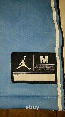 Nike Dri-fit Michael Jordan Unc Caroline Du Nord Tar Heels Jersey Taille M