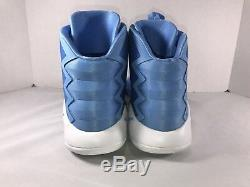 Nike Hyperdunk 2016 - Taille 11.5 Unc - Chaussures À Talons Tar Bleu Carolina Chaussures 844368 443