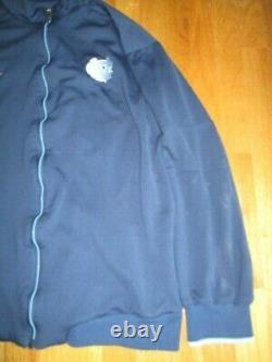 Nike Jeu Utilisé N ° 5 Caroline Du Nord Rat Talons (taille 3xl) Warm-up Jersey Unc