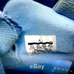 Nike Jordan 32 Unc North Carolina Tar Heels Vitesse De Vol Taille 11.5 Aa1253 406