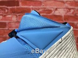 Nike Jordan Pourquoi Ne Pas Zer0.1 Université Unc Bleu Tarheels Aa2510-402 Hommes Taille 10.5