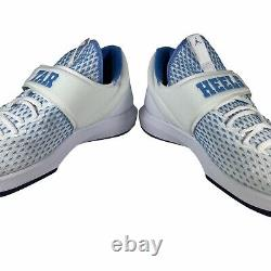 Nike Jordan Trainer 3 Unc North Carolina Tarheels Chaussures Bleu Ar1391-100 Sz 9.5