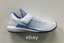 Nike Jordan Unc Caroline Du Nord Tar Heels 3 Entraîneur Chaussures Ar1391-100 Taille 10.5