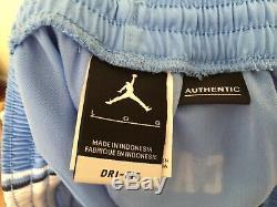 Nike Jordan Unc - Chaussures À Talons Hauts En Caroline Du Nord - Short De Tennis Authentique Sur Terrain De Grande Taille