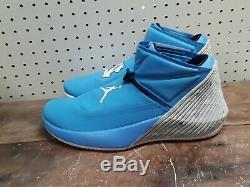 Nike Jordan Westbrook Pourquoi Ne Pas Zéro. 1 Unc Carolina Tarheels Sz 13 New Aa2510 402