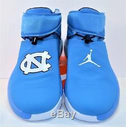 Nike Jordan Westbrook Pourquoi Ne Pas Zéro. 1 Unc Carolina Tarheels Sz 14 Nouveau Aa2510 402