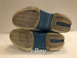 Nike Jordan XV 15 Unc Chaussures De Goudron En Caroline Du Nord, Taille 11.5 100% Authentique