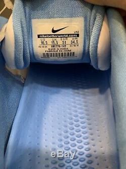 Nike Kobe 9 IX Em Tb 685776 142 No Unc Carolina Tar Heels Bleu Bryant Sz 16,5