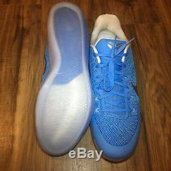 Nike Kobe XI 11 Tb Promo Chaussures Unc Carolina Blue Tar Talons
